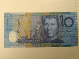 10 Dollari 1998 - Decimal Government Issues 1966-...
