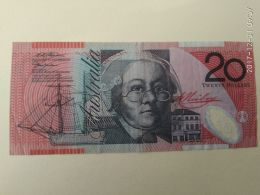 20 Dollari - Decimal Government Issues 1966-...