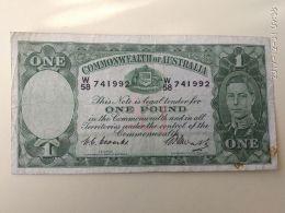 2 Pound 1938 - Emissioni Governative Pre-decimali 1913-1965