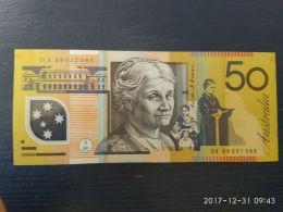 50 Dollari 1997 - Decimal Government Issues 1966-...