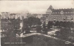 OREBRO - Utsikt Fran Centralparken, Gel.1936, 20 Öre Marke - Schweden