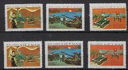 """Vietnam YT 48 à 53 """" Libération Sud-Vietnam """" 1977 Neuf** MNH - Vietnam"""
