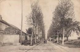 SAINT-NOM-LA-BRETECHE  -  78  -  Avenue De La Brétèche - St. Nom La Breteche