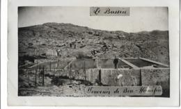 CPA - ALGERIE -  Bou Hanifia :  Souvenir De Bou-Hanifia - Le Bassin  . - Algerije