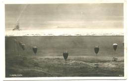 MINENLEGEN Rotations-Photographie Calisen München WWI German Mines Before Being Placed - Ausrüstung