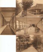 St - Antonius Brecht : Sanatorium Joostens ---- 7 Kaarten - Brecht