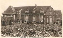 Stabroek : Provinciale Landbouwschool - Stabroek