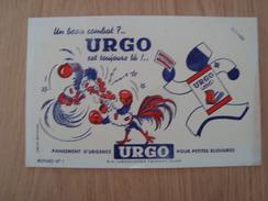 BUVARD URGO - Buvards, Protège-cahiers Illustrés