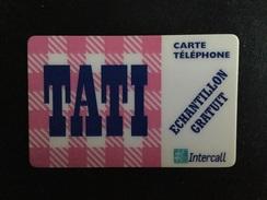 CARTE PREPAYEE INTERCALL - Prepaid Cards: Other