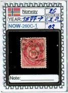 EUROPE:NORWAY #CLASSIC#1860># (NOW-250C-1) (02) - Norvège
