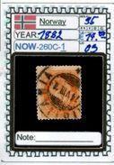 EUROPE:NORWAY #CLASSIC#1860># (NOW-250C-1) (03) - Norvège