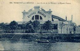 CPA 94 Nogent Sur Marne Guinguette Elysée Palace - Nogent Sur Marne