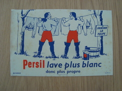 BUVARD PERSIL - Buvards, Protège-cahiers Illustrés