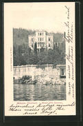 AK Abbazia, Pension Villa Speranza - Kroatien