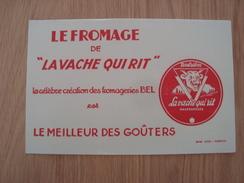 BUVARD LA VACHE QUI RIT - Buvards, Protège-cahiers Illustrés