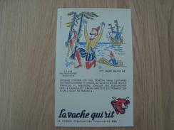 BUVARD LA VACHE QUI RIT N°3 - Buvards, Protège-cahiers Illustrés
