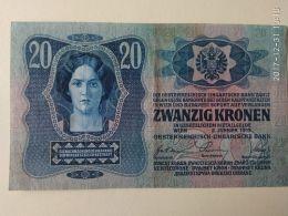 20 Korone 1913 - Austria