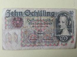 10 Schilling 1946 - Austria