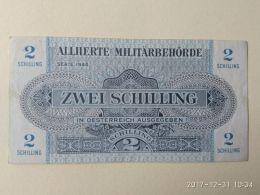 2 Schilling 1944 - Austria