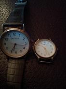 Vends  2 Montres DAUTEUIL Et PERFORMER Homme Et Femme - Watches: Modern