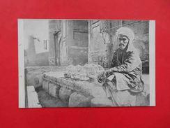 Uzbekistan SAMARKAND 1920 The Seller Of The Quail. Russian Postcard - Ouzbékistan