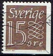SWEDEN  # FROM 1964 STAMPWORLD 522Ch - Sweden