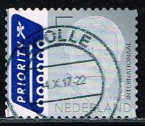 Niederlande 2013/14/15/16, Michel# 3190 I, 3190 II, 3328 I, 3328 II O - 2013-... (Willem-Alexander)