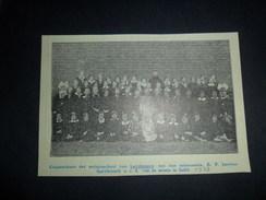 Origineel Knipsel ( 971 ) Uit Tijdschrift :  Luythaegen    1933 - Ohne Zuordnung