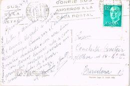 26853. Postal TORTOSA (tarragona) 1971. Lonja Del Parque Teodoro Gonzalez - 1931-Hoy: 2ª República - ... Juan Carlos I