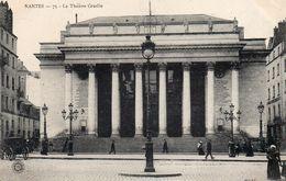 NANTES - Le Théâtre Graslin - Nantes