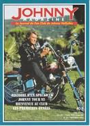 JOHNNY HALLYDAY - MAGAZINE JH CLUB N° 22 - Magazines