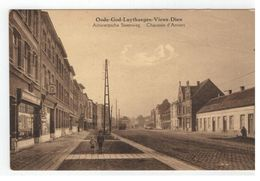 Oude-God-Luythaegen : Antwerpsche Stenweg - Mortsel