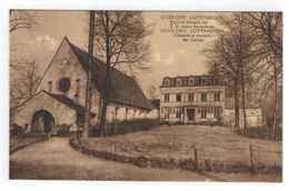 Oude-God-Luythaegen  : Kapel En Klooster Der Z.E. Paters Karmelieten - Mortsel