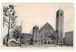 Oude God : Kerk V D Heilige Theresia - Mortsel