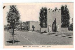 Oude God : Monument : Lieven Gevaert - Mortsel