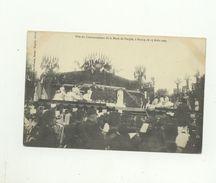 54/ CPA A - Nancy - Fete Du Couronnement De La Muse Du Peuple Le 15 Aout 1909 - Nancy