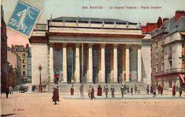 NANTES - Le Grand Théâtre - Place Graslin - Nantes