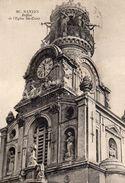 NANTES - Beffroi De L'Eglise Sainte Croix - Nantes