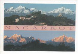 NAGARKOT  1999 - Nepal