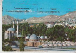 SYRIA/SYRIE - DAMASCUS/DAMAS TKIEH SULEIMANIEH MOSQUE / AUTOBUS NO STAMP - Syria