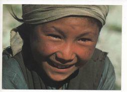 LAKPUTI, SHERPAMÄDCHEN AUS KUMJUNG - Nepal