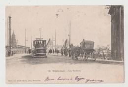 CPA MONTAUBAN Les Trolleys - Montauban