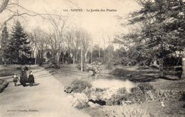 NANTES - Le Jardin Des Plantes - Nantes