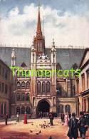 CPA ILLUSTRATEUR RAPHAEL TUCK LONDON ARTIST SIGNED THE GUILDHALL - Tuck, Raphael