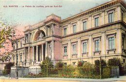 NANTES - Le Palais De Justice, Pris Au Sud Est - Nantes