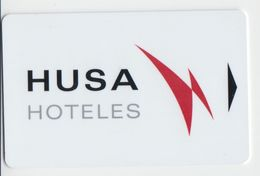 BELGIUM HOTEL HUSA CARD - Cartas De Hotels