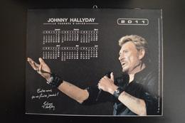 JOHNNY HALLYDAY Calendrier De La Poste 2011 - Andere Producten