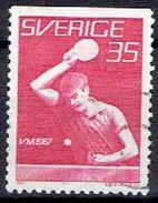 SWEDEN # FROM 1967 STAMPWORLD 580Co - Sweden