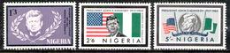 NIGERIA 1963 - Full Set - MNH** - Nigeria (1961-...)