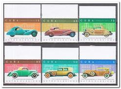 Cuba 2016, Postfris MNH, Cars - Cuba